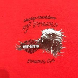 Harley-Davidson Tops - Harley Davidson 3/4 Sleeve Fresno Tee 2X